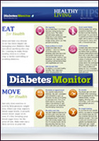 Diabetes Monitor Articles